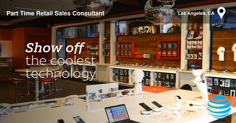connected devices sales consultant